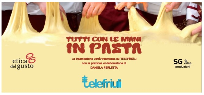 tutti con le mani pasta - video